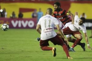 Vitória x Fluminense - Brasileirão 2017