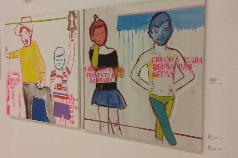 Exposição Queer Museu no Santander Cultural em Porto Alegre (RS)