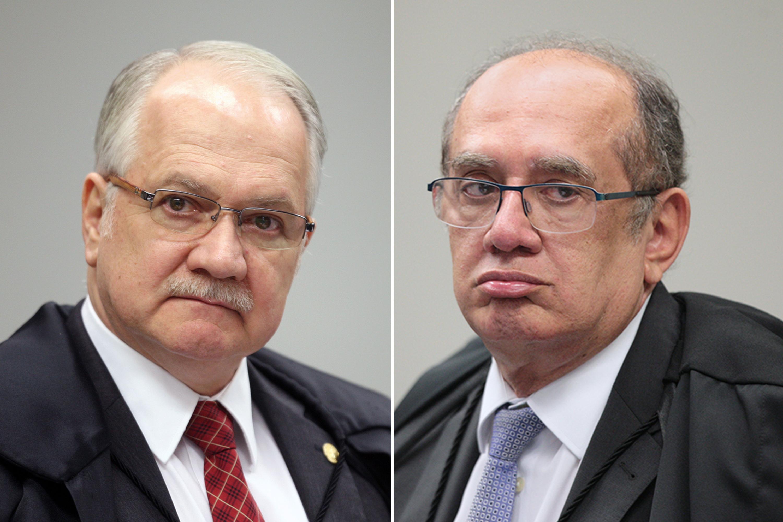 Fachin diz que Mendes não pode julgar HC de Lula contra Moro   VEJA
