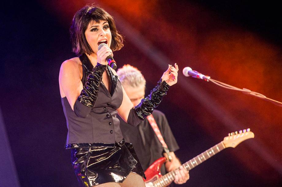 Show de Fernanda Abreu no primeiro dia de Rock in Rio