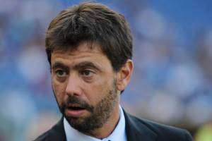 Andrea Agnelli, presidente do Juventus