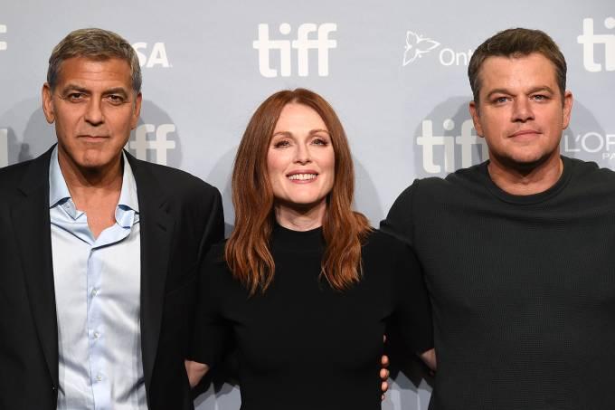 "2017 Toronto International Film Festival – ""Suburbicon"" Press Conference"