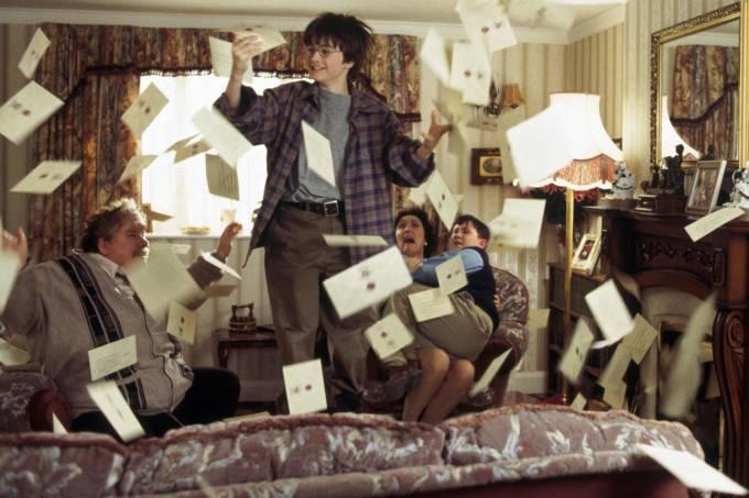 Harry-Potter-Hogwart's-Lett