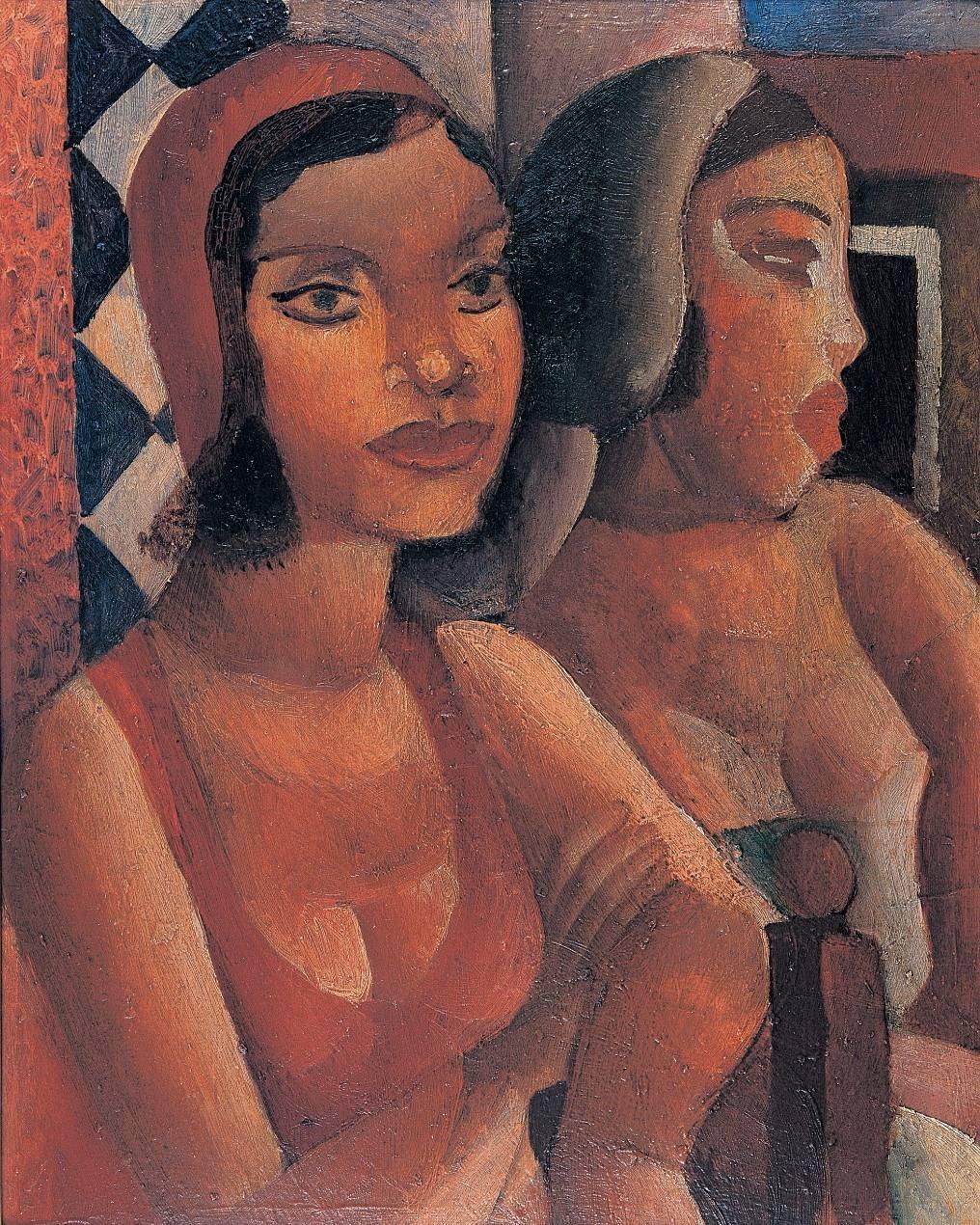 Mulheres na Janela, 1926