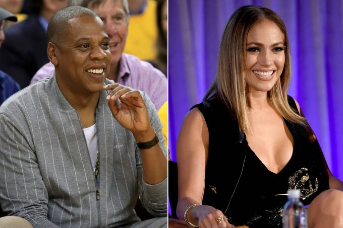 Jay-Z e Jennifer Lopez