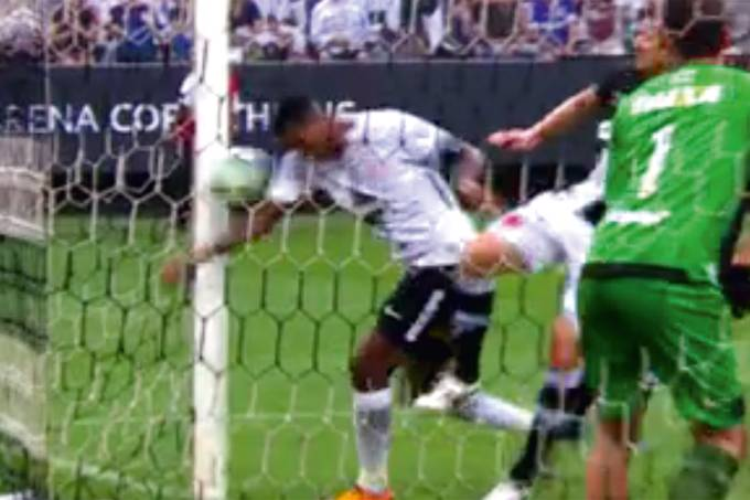 O LADO BOM – O gol de Jô, marcado com o braço, pode ajudar o futebol brasileiro