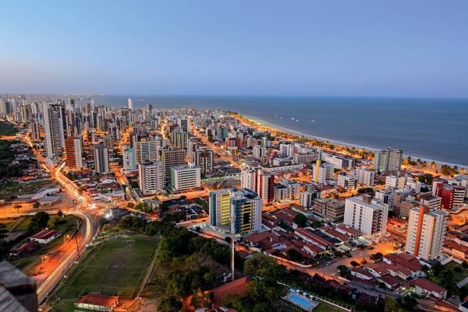 Em alta – João Pessoa, na Paraíba, o estado nordestino com a melhor nota