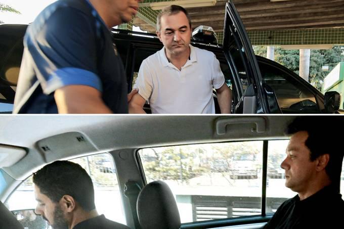 Reviravolta – Joesley (acima) e Wesley Batista, donos da JBS, presos: lucros com delação