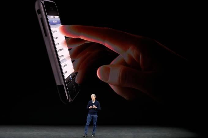 iPhone X da Apple – preço, câmera e tela