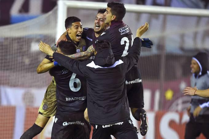 Libertadores: Lanús vs. San Lorenzo
