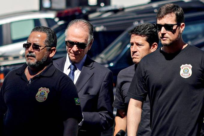 Carlos Arthur Nuzman preso
