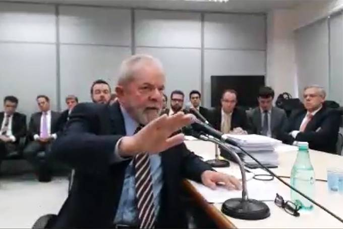 O ex-presidente Luiz Inácio Lula da Silva