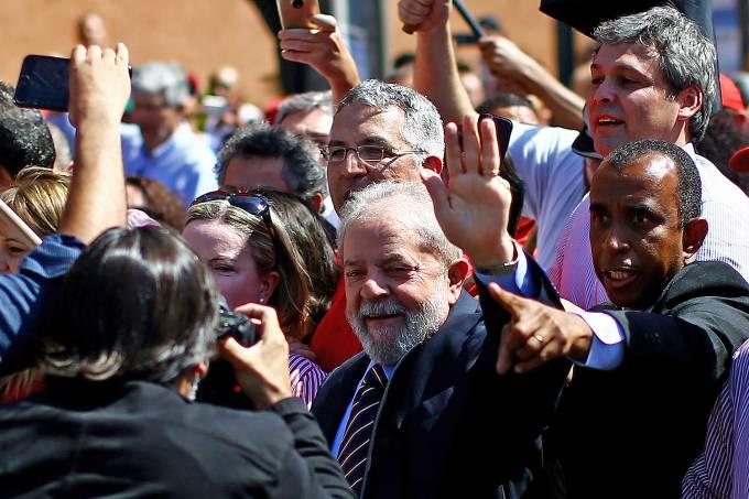 BRAZIL-CORRUPTION-LULA DA SILVA-TESTIMONY