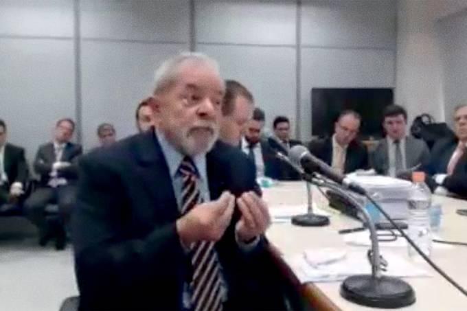 Encurralado – Lula: tentativa de desqualificar seu ex-braço-direito