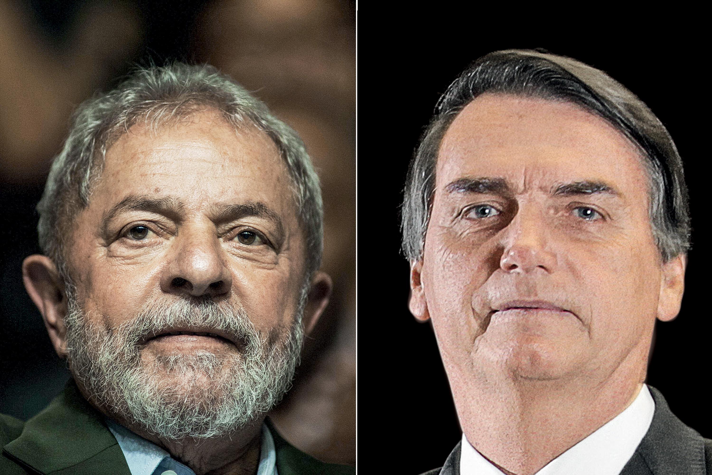 O acordo entre Lula e Bolsonaro para 2022 | VEJA