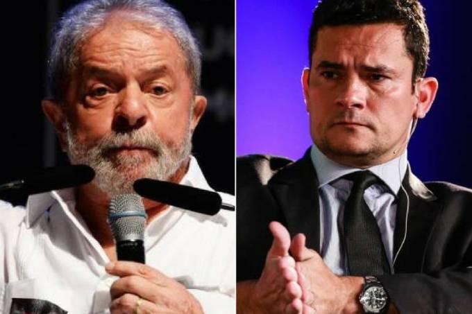 Depoimento de Lula a Sergio Moro