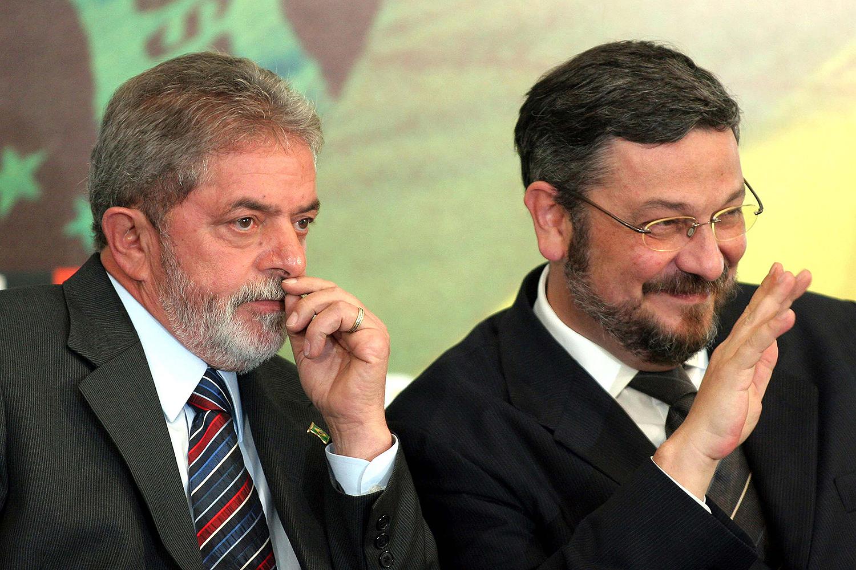 Lula diz que ficou 'com pena' de Palocci | VEJA