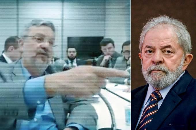 """""""Ele me mandou recolher os valores"""" – Essa foi a ordem que o ex-ministro Antonio Palocci diz ter recebido de Lula depois que o ex-presidente ouviu de Emilio Odebrecht a oferta de 300 milhões de reais em propina em troca da manutenção dos privilégios da empreiteira no governo Dilma"""