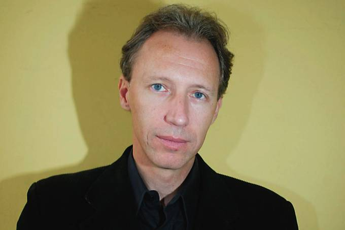 O cineasta Marcos Jorge