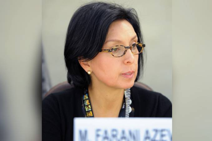 Maria Nazareth Farani Azevedo
