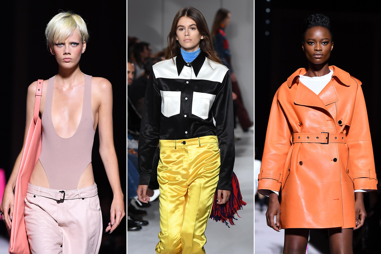 Dez tendências da Semana de Moda de Nova York | VEJA