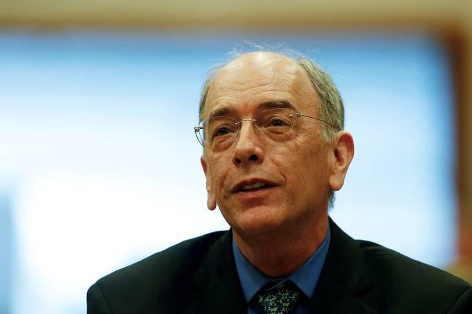O presidente da Petrobras, Pedro Parente – 27/09/2017