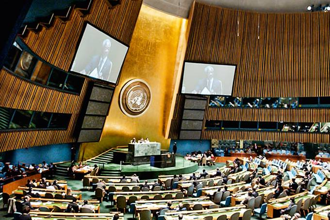 CONVENÇÃO DA ONU EM 2003 – Pela primeira vez na história, recomendações anticorrupção para todos os países