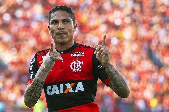 Flamengo e Sport – Paolo Guerrero