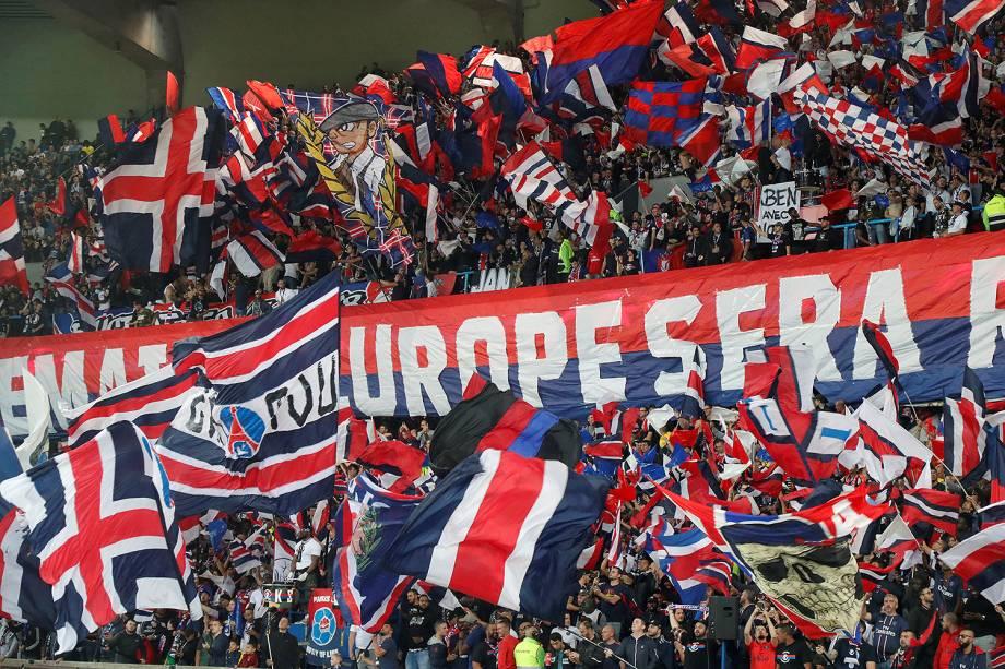 O PSG recebe o Bayern de Munique no estádio Parc des Princes, pela 2ª rodada da fase de grupos da Liga dos Campeões - 27/09/2017