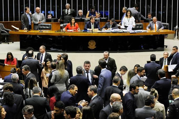 Presidente da câmara dep. Rodrigo Maia (DEM-R) – 27/09/2017