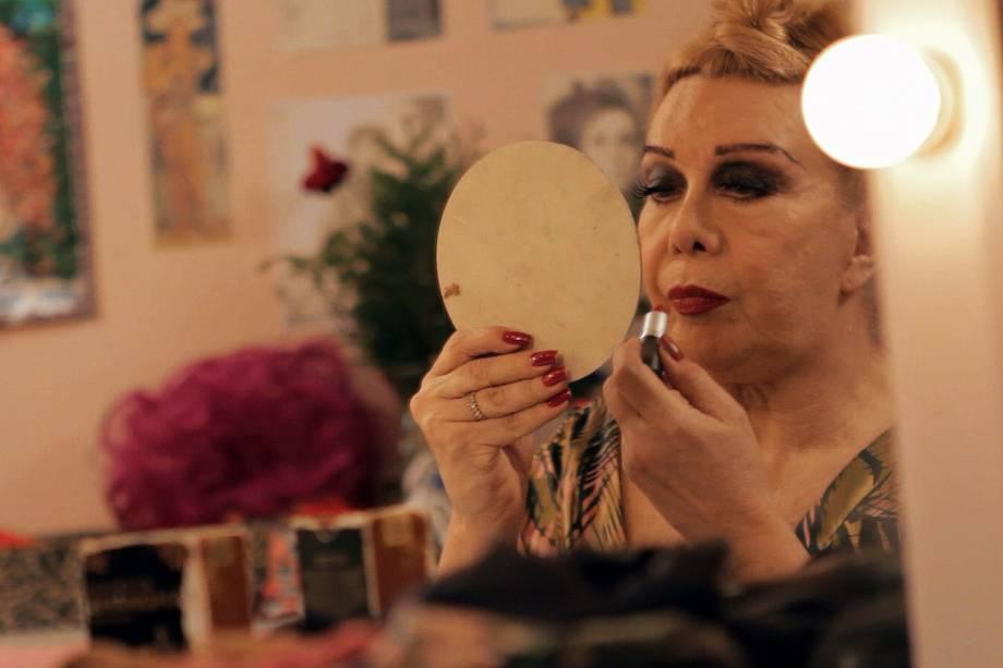 Documentário Divinas Divas com Rogéria