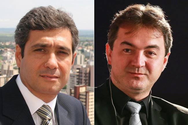Ricardo Saud e Joesley Batista