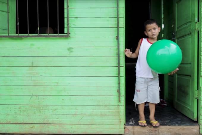 """João Victor, 5 anos: """"Sonho com uma vida muito, muito boa"""""""