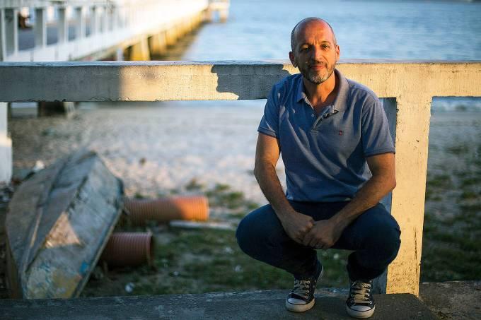 Sérgio Viula em entrevista para o site de VEJA no Rio de Janeiro