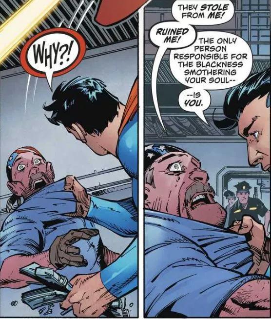 HQ do Superman aborda preconceito com imigrantes