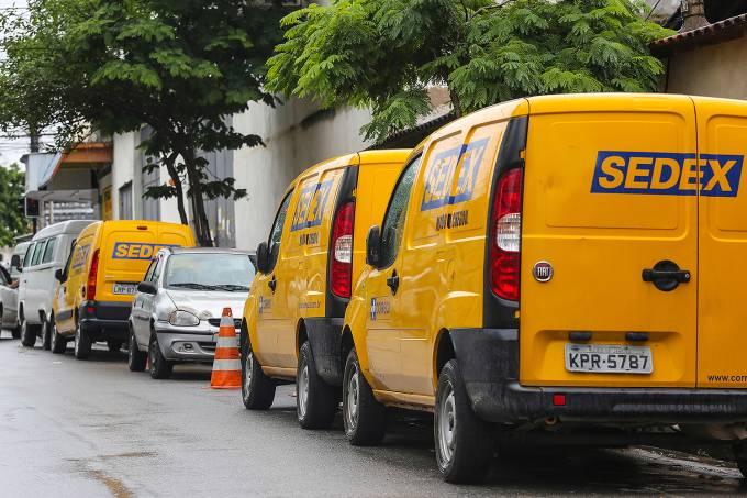 Rio de Janeiro,R.J – Correios na Baixada Fluminense
