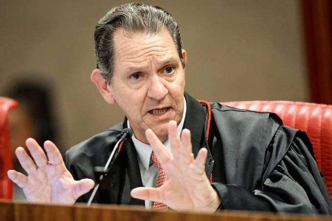 Sem êxito – O ministro negou a existência de qualquer parceria entre sua filha e advogados da JBS