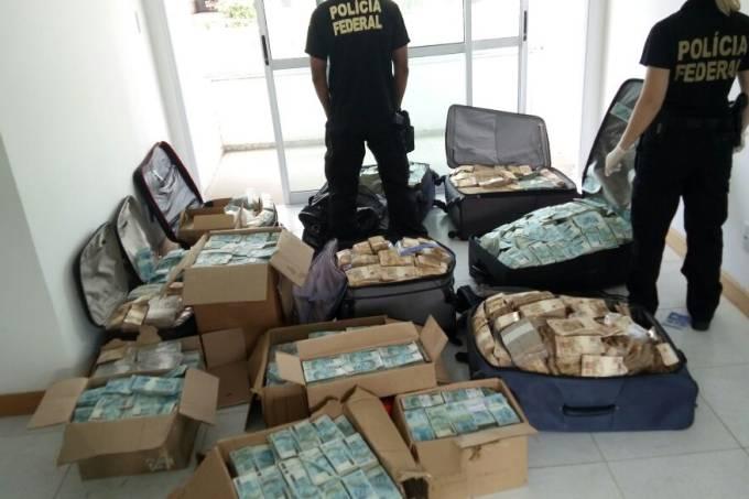 Geddel Vieira Lima – Mala de dinheiro – Bunker