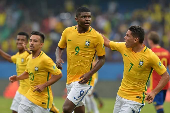 Copa do Mundo sub-17 – Seleção brasileira