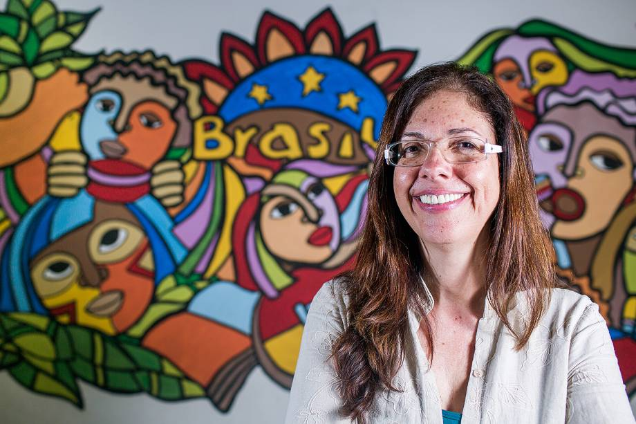 Rosely Marchetti, finalista do Prêmio Educador Nota 10