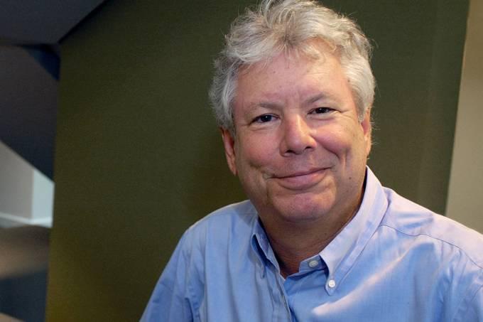 Richard Thaler, vencedor do Nobel de Economia de 2017