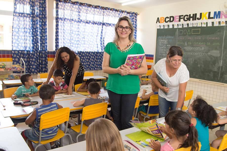 Educador nota 10 - Adriane Gallo