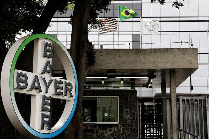 A sede da Bayer, em São Paulo