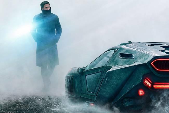 Cena do filme 'Blade Runner 2049'
