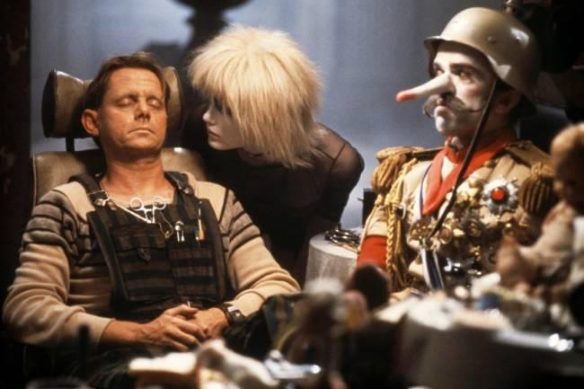 Cena do filme 'Blade Runner' (1982)