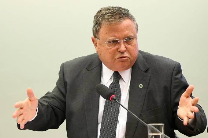 O ministro da Agricultura, Blairo Maggi