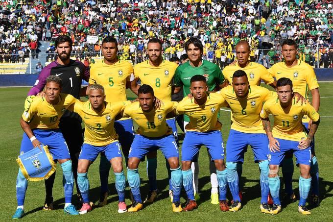 Brasil enfrenta Bolívia
