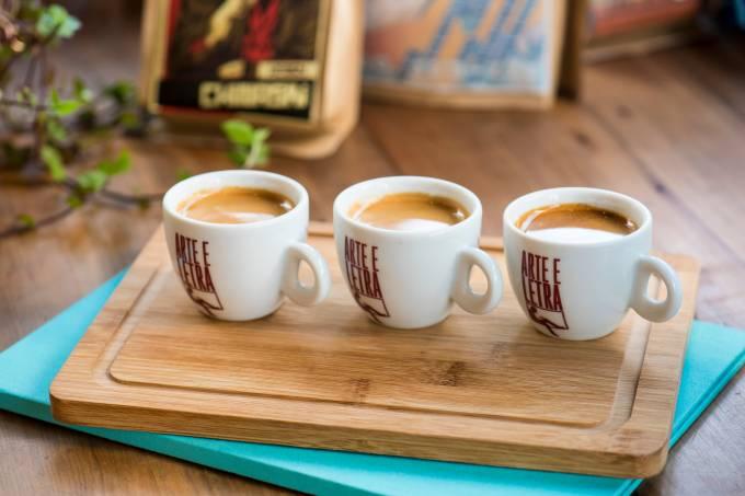 Café Arte & Letra – Comer e Beber Curitiba 2017/2018