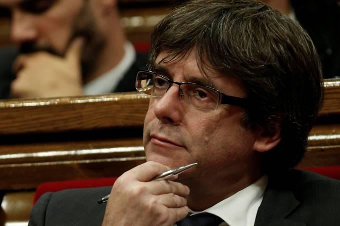 Presidente da Catalunha, Carles Puigdemont
