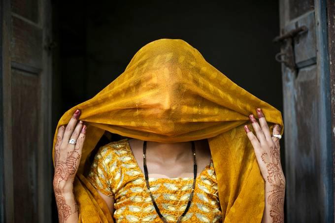 Casamento infantil, na Índia